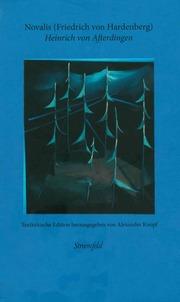 Heinrich von Afterdingen - 'Begeisterung der Sprache'