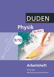 Physik Na klar! - Regelschule Thüringen und Regionale Schule Mecklenburg-Vorpommern