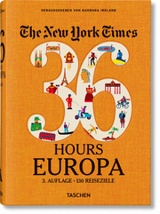 The New York Times. 36 Hours. Europa.