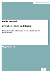 Zwischen Nation und Region