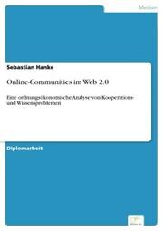 Online-Communities im Web 2.0