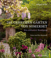 Die geheimen Gärten von Somerset - Cover