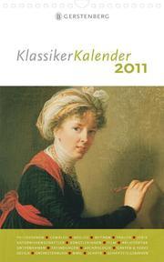 Gerstenberg KlassikerKalender