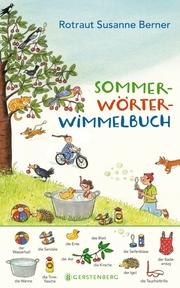 Sommer-Wörter-Wimmelbuch - Cover