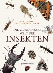 Die wunderbare Welt der Insekten - Cover