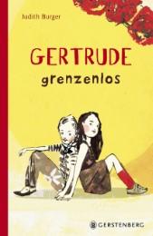 Gertrude grenzenlos - Cover