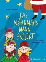 Das Weihnachtsmannprojekt - Cover