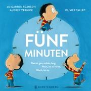 Fünf Minuten - Cover