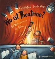 Wo ist Theatrine? - Cover