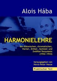 Harmonielehre des diatonischen, chromatischen, Viertel-, Drittel-, Sechstel- und Zwölftel-Tonsystems