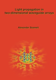 Light propagation in two-dimensional waveguide arrays