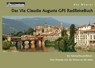 Das Via Claudia Augusta RadReiseBuch