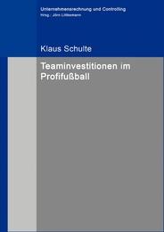 Teaminvestitionen im Profifußball