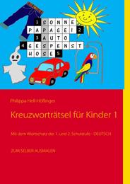 Kreuzworträtsel für Kinder 1