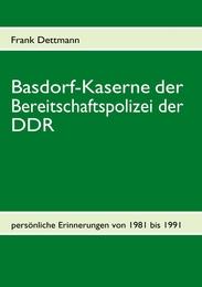 Basdorf-Kaserne der Bereitschaftspolizei der DDR