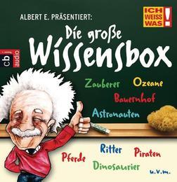 Albert E.präsentiert: Die große Wissens-Box