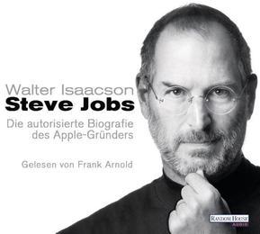 Steve Jobs - Cover