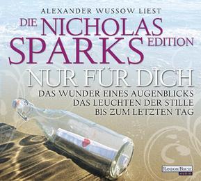 Die Nicholas Sparks Edition - Nur für dich