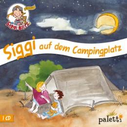 Siggi Blitz - Siggi auf dem Campingplatz