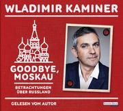 Goodbye, Moskau - Cover