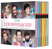 Eltern family - Lieblingsmärchen Box