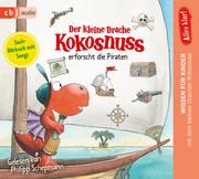 Der kleine Drache Kokosnuss erforscht die Piraten