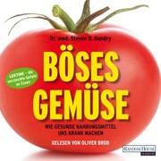 Böses Gemüse - Cover
