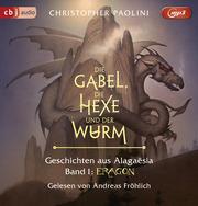 Die Gabel, die Hexe und der Wurm - Geschichten aus Alagaësia 1