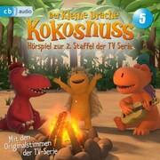 Der Kleine Drache Kokosnuss - Hörspiel zur 2. Staffel der TV-Serie 05
