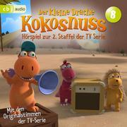 Der Kleine Drache Kokosnuss - Hörspiel zur 2. Staffel der TV-Serie 08 -