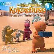 Der Kleine Drache Kokosnuss - Hörspiel zur 2. Staffel der TV-Serie 09