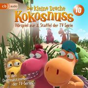 Der Kleine Drache Kokosnuss - Hörspiel zur 2. Staffel der TV-Serie 10