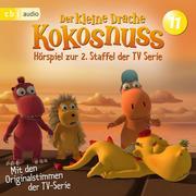 Der Kleine Drache Kokosnuss - Hörspiel zur 2. Staffel der TV-Serie 11