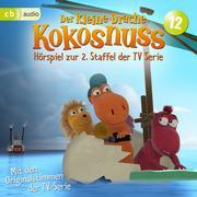Der Kleine Drache Kokosnuss - Hörspiel zur 2. Staffel der TV-Serie 12