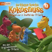 Der Kleine Drache Kokosnuss - Hörspiel zur 2. Staffel der TV-Serie 13