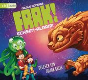 FRRK! - Echsen-Alarm