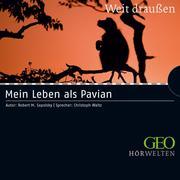 Mein Leben als Pavian - Cover