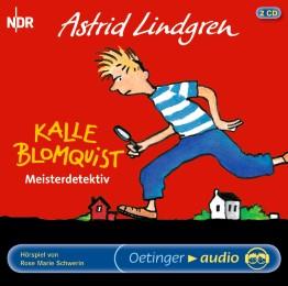 Kalle Blomquist, Meisterdetektiv