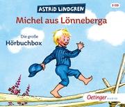 Michel aus Lönneberga - Die große Hörbuchbox