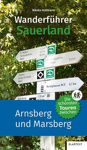 Die schönsten Touren zwischen Arnsberg und Marsberg - Cover