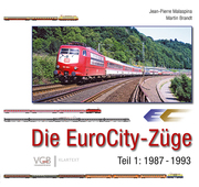 Die EuroCity-Züge 1
