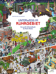 Unterwegs im Ruhrgebiet - Cover