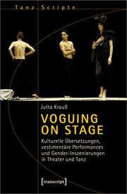 Voguing on Stage