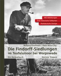 Die Findorff-Siedlungen im Teufelsmoor bei Worpswede - Cover