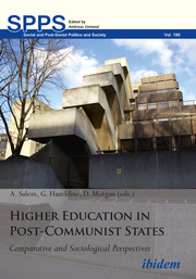 Higher Education in Post-Communist States - Cover