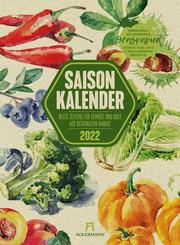 Saisonkalender 2022