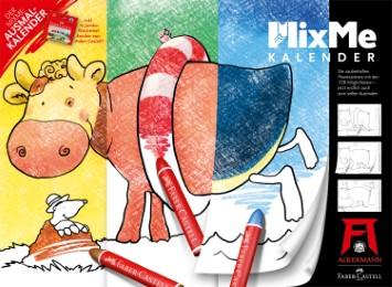 Der MixMe-Ausmalkalender