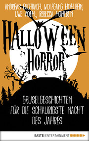 Halloween Horror - Cover