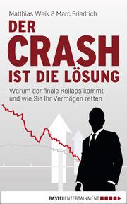 Der Crash ist die Lösung - Cover