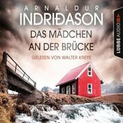 Das Mädchen an der Brücke - Island Krimi (Gekürzt) - Cover